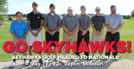 SVCC Golf Qualifies for Nationals